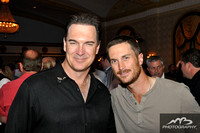 Patrick Warburton and Oliver Hudson