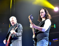 2011 Alex Lifeson and Geddy Lee of RUSH