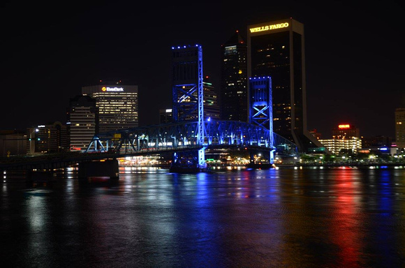 Main Street Bridge, Jacksonville, FL